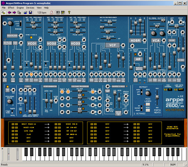 Glen Stegner - Free VSTi Software Synthesizers